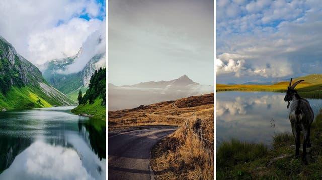 Welches ist das schönste Wanderfoto? So haben die «Tagblatt»-Leserinnen und Leser abgestimmt