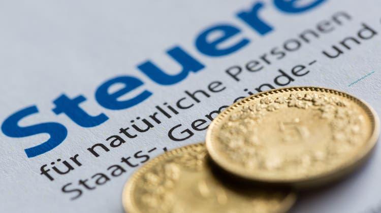 Der finanzpolitische Spielraum beläuft sich auf etwa 35 bis 40 Millionen Franken. (Symbolbild) (Pascal Halder)
