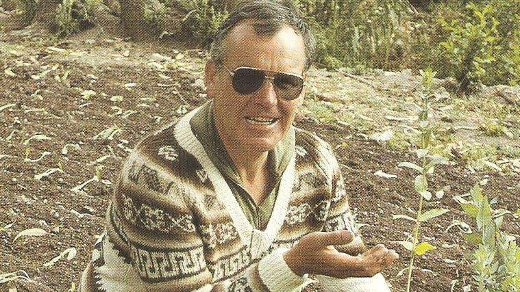 Kurt Kretzvermittelte den Menschen in Arapa (Peru) Wissen in verschiedenen Bereichen. Im Oktober 1988 kam er bei einem Flugzeugabsturz ums Leben. (Bild: PD)