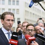 Will Kanzler bleiben: Sebastian Kurz wehrt sich gegen die Vorwürfe – mit allen rechtsstaatlichen und demokratischen Mitteln, wie er sagt. (Bild: Herbert Neubauer / APA/APA)