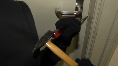 Die Täter waren gewaltsam ins Büro eingedrungen. (Symbolbild) (om)