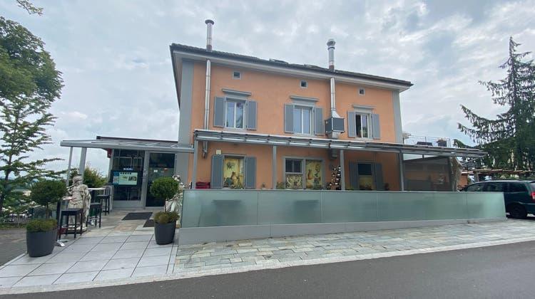Die Pizzeria Bella Vista in Muri wird ab Dienstag mit Take-away-Betrieb öffnen. (Aargauer Zeitung)