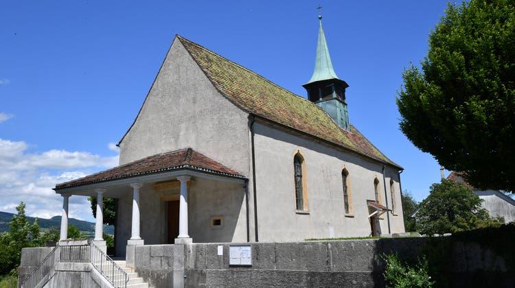Die Gemeinde möchte die Christkatholische Kirche kaufen (Bild: Bruno Kissling)