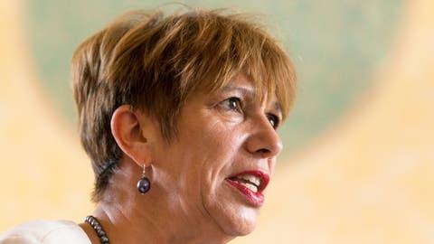 Vermittelt seit drei Jahren für die Vereinten Nationen zwischen Militär und Regierung in Myanmar: Die Top-Diplomatin Christine Schraner Burgener ist UNO-Sonderbeauftragte für das südostasiatische Land. (Claudio Thoma)