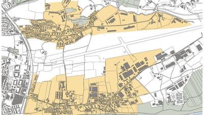 Der geplante Ausbau der Fernwärmeversorgung für Emmen Dorf und Armasuisse. (Bild: PD)