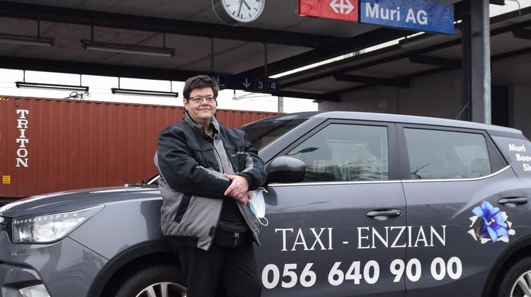 Karin Schnyder ist ernüchtert: «Wenn ich die mir zustehenden Gelder bekommen hätte, wäre Taxi-Enzian heute nicht Konkurs.» (Pascal Bruhin)
