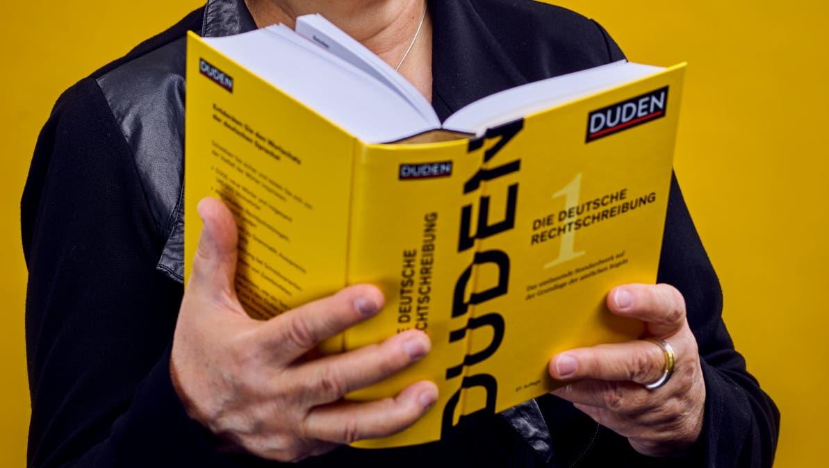 Im Regelwerk der deutschen Sprache gibt es einige Neuerungen. Kennen Sie sie alle? (Bild: Duden.ch)