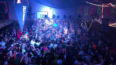 Solche Partys wie hier am Schüürball 2019 in Unterlunkhofen finden heuer nicht statt. (zvg)