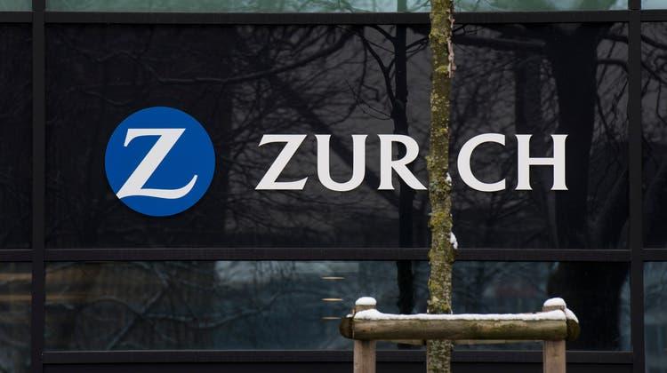 Der Betriebsgewinn der Zurich Insurance Group sank um 20 Prozent. (Keystone)