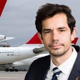 Die Swiss fliegt derzeit mit einem Minimal-Programm. (Salvatore Di Nolfi / KEYSTONE)