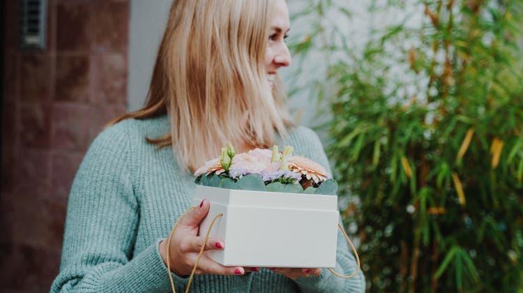 Verlosung - Fleurop Blumenboxen