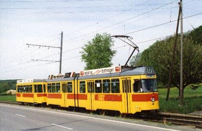 Lange Zeit setzte die BLT auf Trams der einstigen Schindler Waggon AG aus Pratteln. Dieser BLT-Wagen Nr. 101 mit Baujahr 1971 wurde vor einigen Jahren ausgemustert und fährt heute durch die serbische Hauptstadt Belgrad.