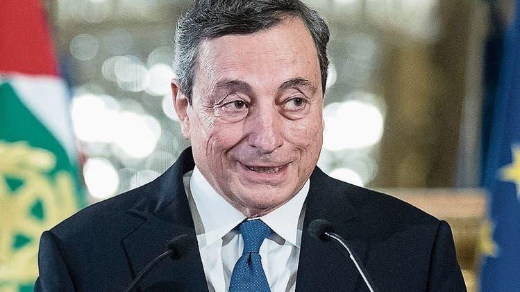 Mario Draghi lässt in Italien viele wieder hoffen. (Bild: Getty Images)