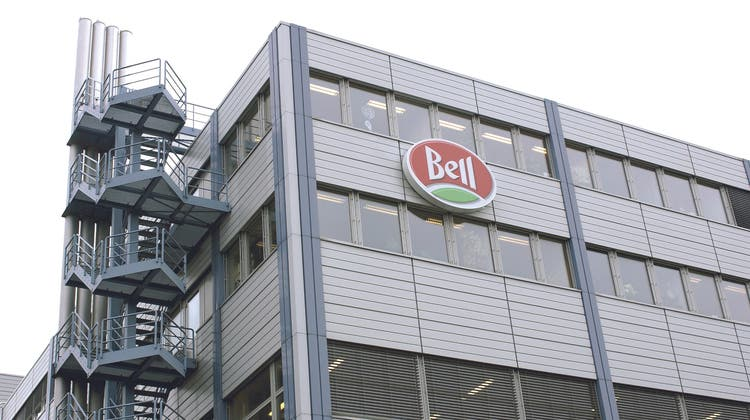 Bell-Hauptsitz in Basel. (Bild: PD)