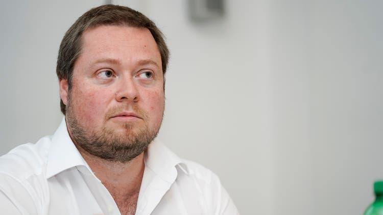 FCA-Präsident Philipp Bonorand. (Bild: Claudio Thoma / freshfocus)