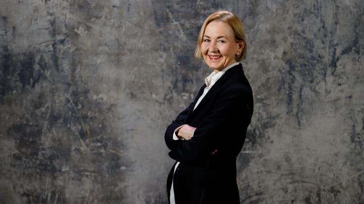 Hofft auf eine Wiederwahl nach ihrer ersten Amtszeit: Susanne Schaffner (SP). (Hanspeter Bärtschi)