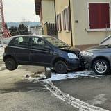 Eine 81-Jährige verlor die Kontrolle über ihr Auto. (Leserreporter mzm)