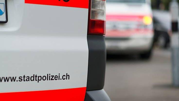 Ein unbekannter Täter hat am Freitagabend einen Kiosk in Zürich-Höngg überfallen. (Symbolbild) (Keystone/Christian Beutler)