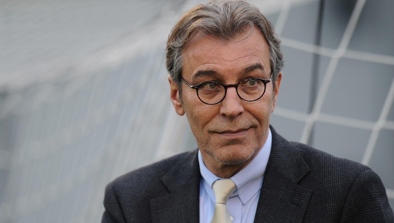 René Meier, Ehrenpräsident und früherer Verwaltungsratspräsident des FC Wohlen, sponsert den FC Aarau. (Alexander Wagner)