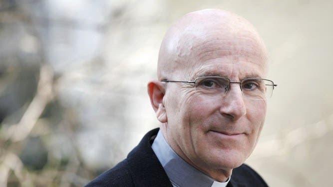 Der neue Bischof des Bistums Chur: Joseph M.Bonnemain, derzeit zuständig für die Beziehungen zu den Landeskirchen. (HO)