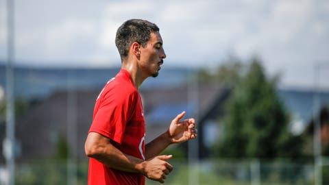 Mickael Almeida war bereits von 2018 bis 2019 Spieler des FC Aarau. (Claudio Thoma)