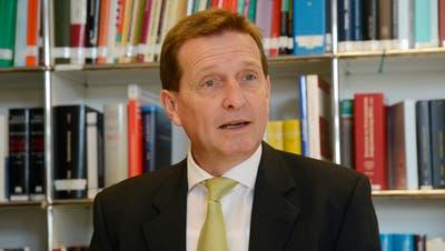 Oberstaatsanwalt Hansjürg Brodbeck findet im Fall Nathale deutliche Worte an die Adresse der Kindsmutter. (Hansjörg Sahli)