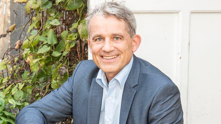 Einer, der sich etwas (zu)traut: Der neue Basler RegierungspräsidentBeat Jans (SP) (Bild: Nicole Nars-Zimmer)