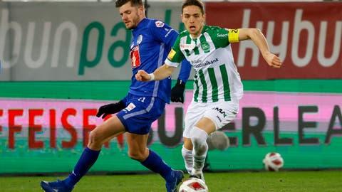 Jetzt im Liveticker: Der FCSG gewinnt mit 2:1 gegen den FC Luzern