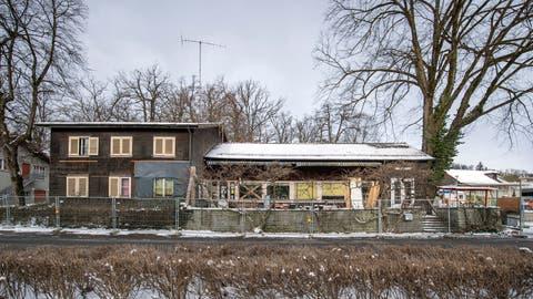 Die Liegenschaft am Murmattweg 2. (Bild: Pius Amrein  (Luzern, 15. Februar 2021))