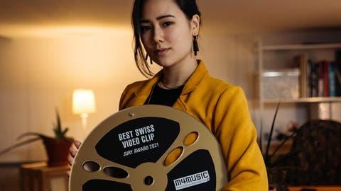 Die Lausannerin Mei Fa Tan hat beim Musikvideo zur feministischen Hymne «Power» die Regie geführt. (HO)
