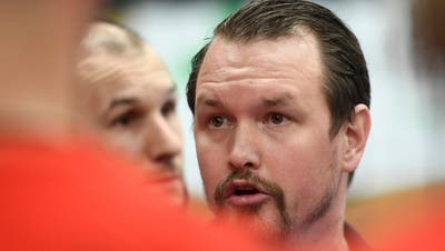 HSC-Trainer Misha Kaufmann kümmert sich nicht um den möglichen Ausbau der Siegesserie. (Bild: Alexander Wagner)