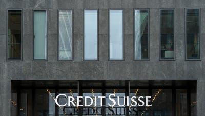 Die Credit Suisse musste im Geschäftsjahr 2020 Angelegenheiten aus der Vergangenheit bereinigen. (Keystone)
