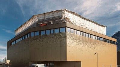 Das neue Casino in Schaan soll im April eröffnet werden