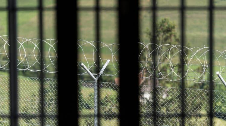 Die lebenslängliche Freiheitsstrafe soll revidiert werden. (Symbolbild) (Keystone)