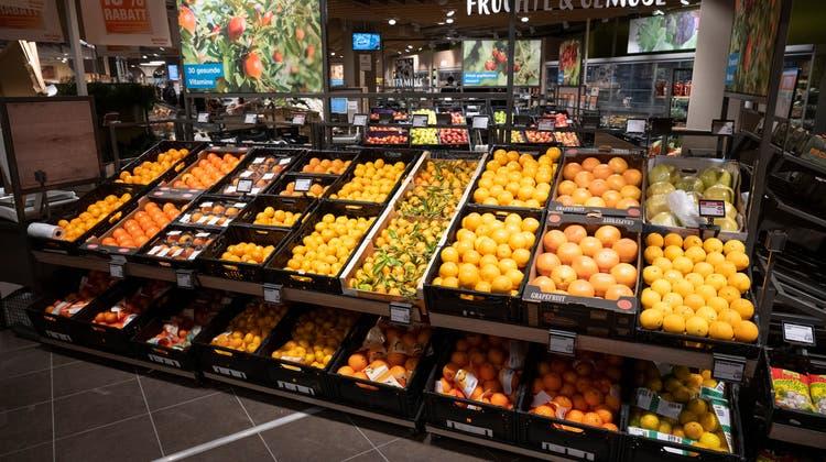 Zitrusfrüchte waren 2020 besonders gefragt. (Alex Spichale)