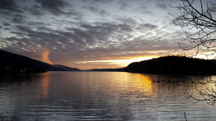 Der Klimawandel bedroht das Ökosystem von Seenin mittleren und hohen Lagen. Im Bild derLac de Joux. (Symbolbild) (Keystone)