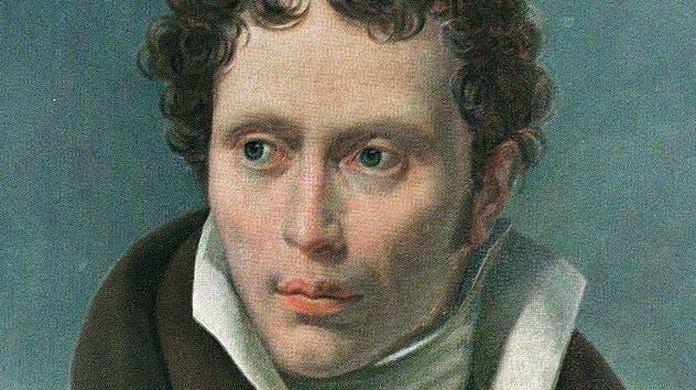 Auch der Deutsche Philosoph Arthur Schopenhauer (1788–1860) war ein Freund präziser Sprache ohne Schnickschnack. (Bild: Ludwig Sigismund Rühl/Wikimedia)
