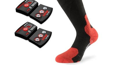 DerHeat Sock 5.0 Toe Cap von Lenz (zvg)