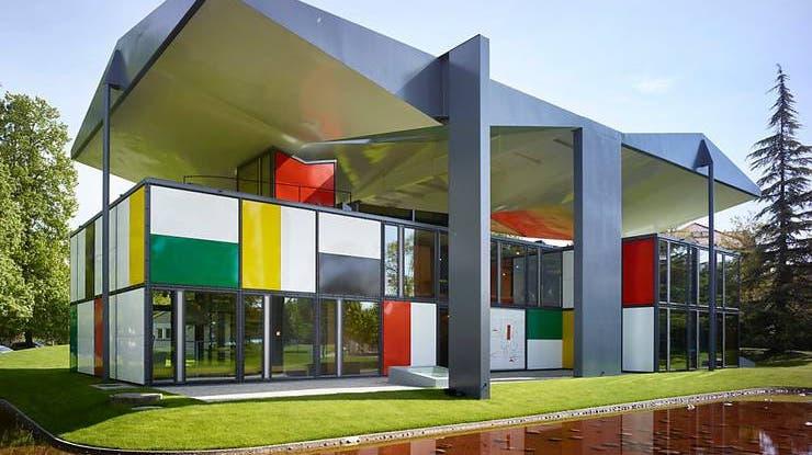 Die Initiantin des Le-Corbusier-Pavillons sei vomehemaligen Stadtzürcher Kulturdirektor Peter Haerle beleidigt worden. (Keystone/Christian Beutler)