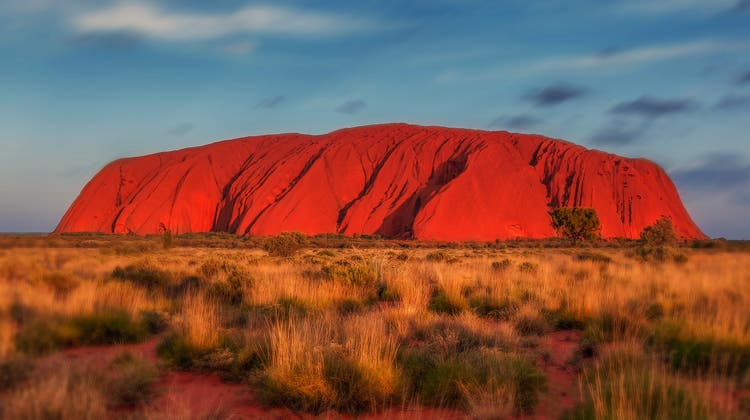 Uluru (© Pixabay)