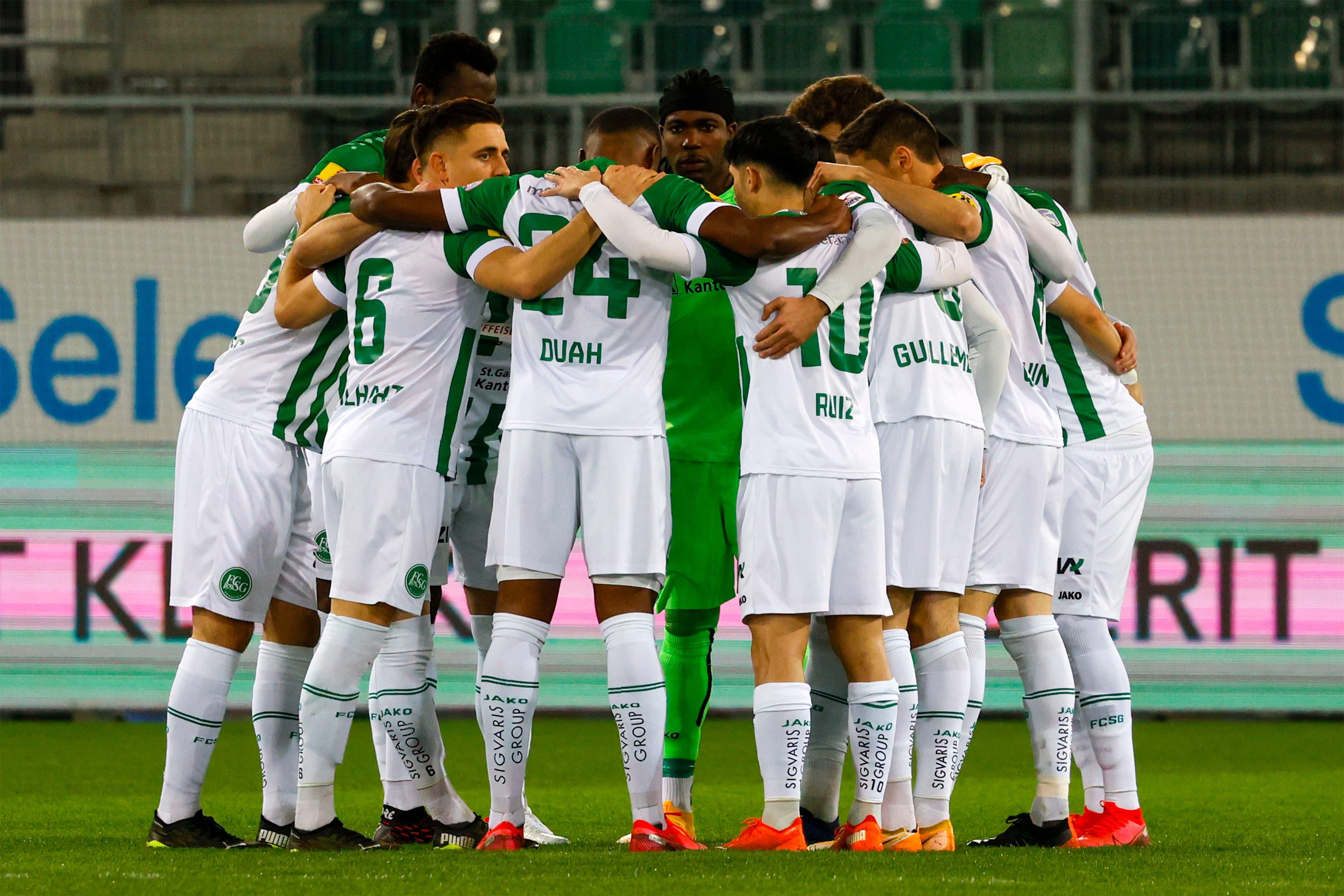 Fünf Spiele ohne Sieg – gegen Luzern mussten endlich mal wieder drei Punkte her.
