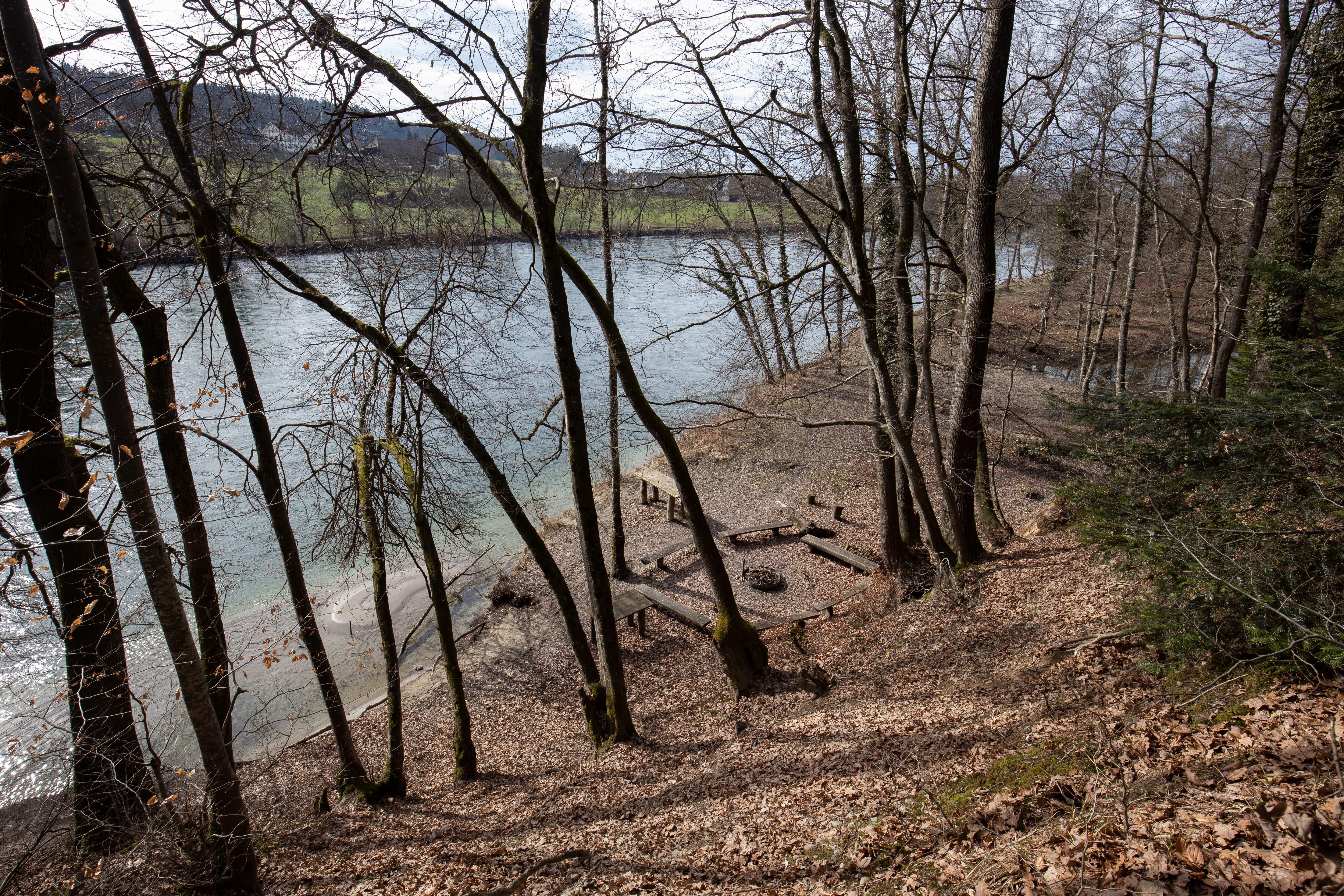 Der Uferweg an der Wolfwiler Aare wurde vom Regierungsrat genehmigt.