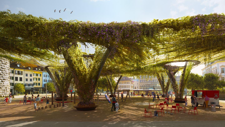 So visualisiert ein Unternehmen den Roten Platz. (Jakob AG)
