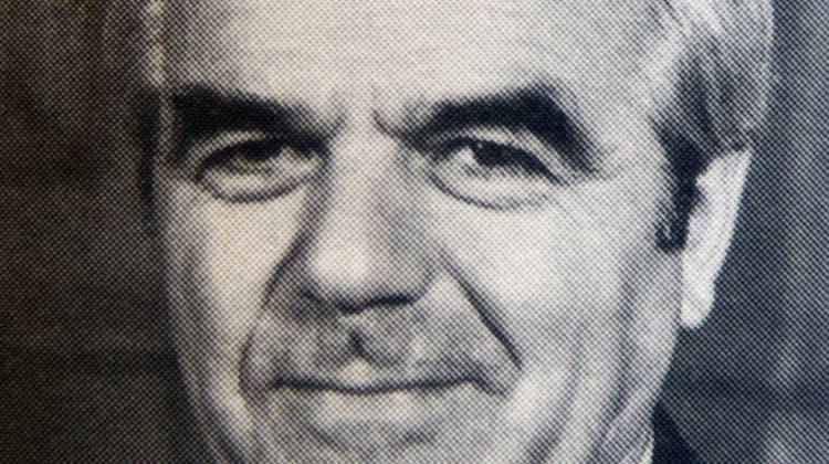 Der ehemalige SP-Nationalrat Jean Clivaz (1925-2021) (Parlament.ch)