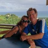 Köbi Brem und Pia Koch segeln seit 2018 rund um die Welt. Aktuell sind sie in Kuba. (Zvg)