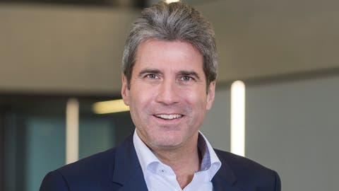 Seit 2007 ist er oberster Personalchef der SBB und Mitglied der Konzernleitung: Der Jurist Markus Jordi. (Bild: Christine Strub)