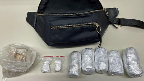 Diese Drogen hat die Luzerner Polizei bei der Hausdurchsuchung sicherstellen können. (Bild: Luzerner Polizei)