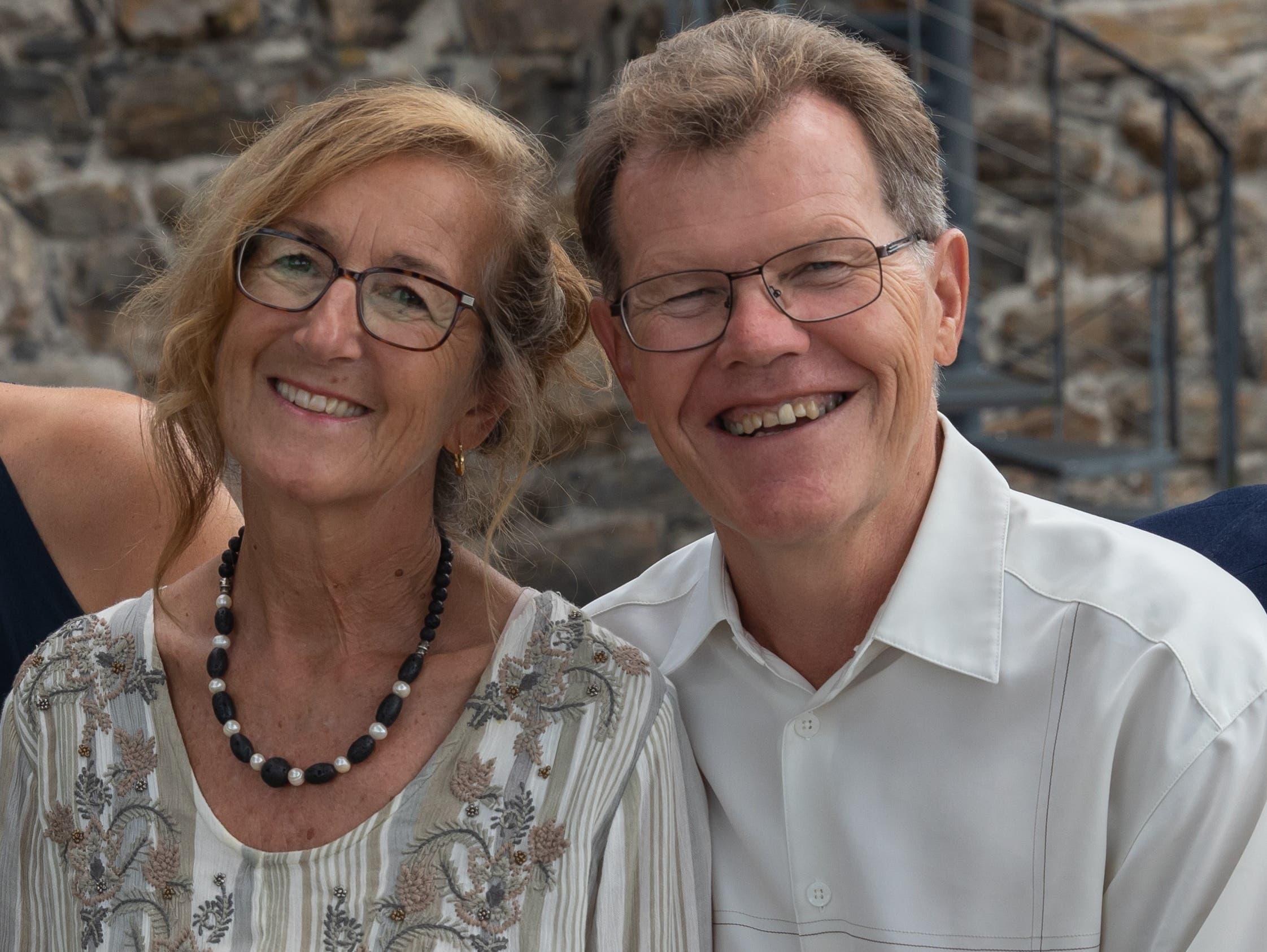 Röbi Brem und Pia Koch haben sich getraut: Im letzten Jahr haben die beiden geheiratet.
