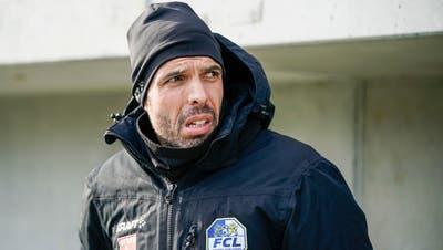 Fabio Celestini hat beim FCL einen neuen Vertrag unterschrieben. (Bild: Martin Meienberger (Kriens, 09.01.2021))