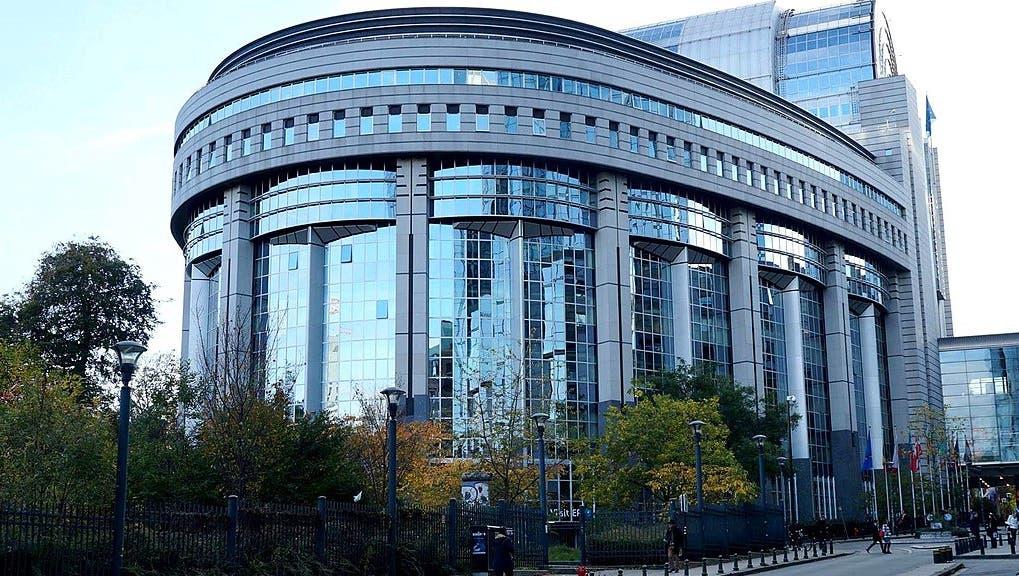 Muss renoviert werden: Das Hauptgebäude des EU-Parlaments in Brüssel. (WikipediaCC BY-SA 4.0)